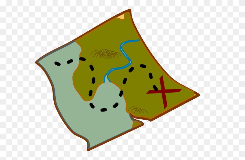 Treasure Clipart Treasure Map - Treasure PNG