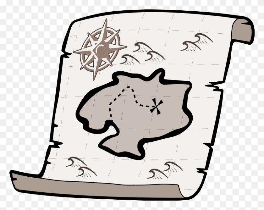 Treasure Map Clip Art Look At Treasure Map Clip Art Clip Art - Spur Clipart