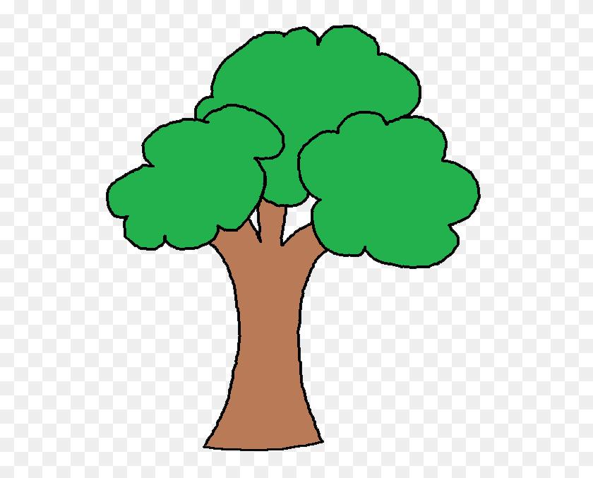 Tree Clip Art - Produce Clipart