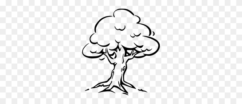 Tree Clipart Desktop Backgrounds - Tree Clipart Black And White No Leaves
