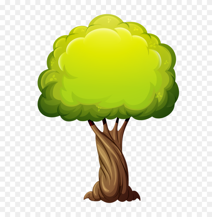 Tree Forest Theme, Clip Art - Trees Clipart PNG