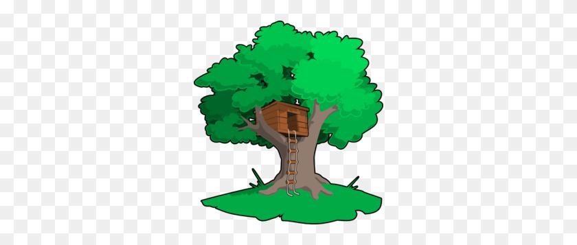 Tree House Clip Art - Magic Tree House Clipart