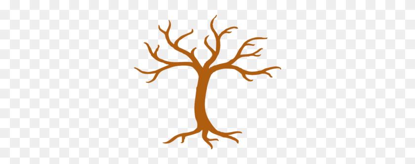 Tree Tall No Leaves Clip Art - Tall Clipart