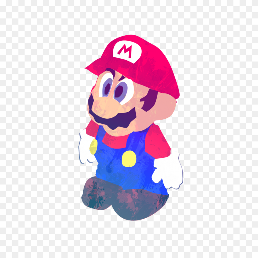 Trend Orchestra - Mario 64 PNG