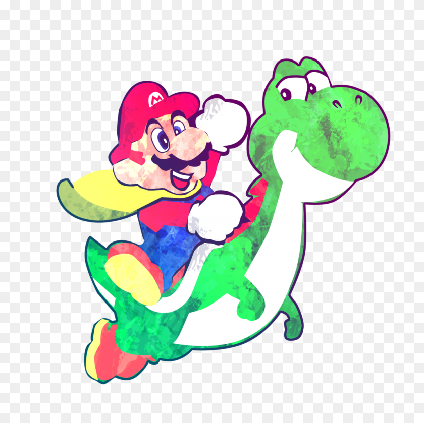 Trend Orchestra - Super Mario World PNG