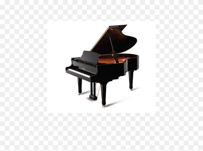 Tri City Pianos Blak Professional Grand Piano - Grand Piano PNG