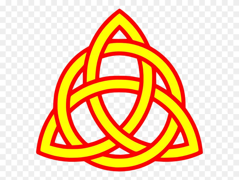 Trinity Clip Art - Celtic Knotwork Clipart