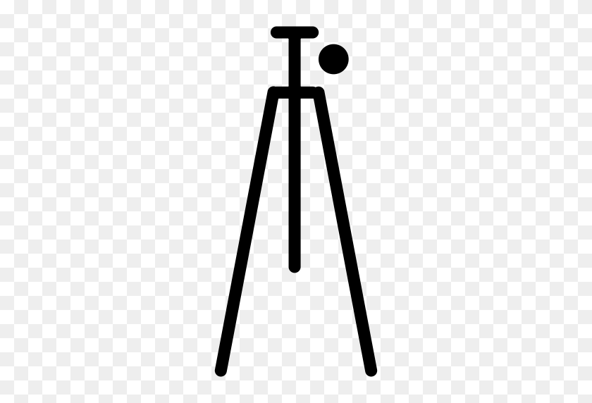 Tripod, Technology, Picture Icon With Png And Vector Format - Tripod Clipart