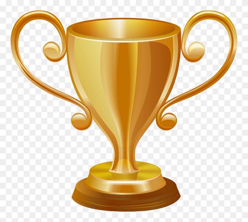 6000x5331 Trophy Clipart Prize - Lombardi Trophy Clipart