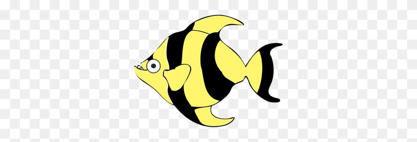 Tropical Fish Clip Art Free - Tropical Border Clipart