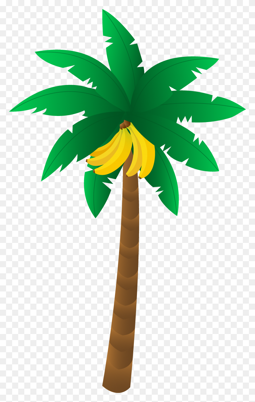 Tropical Island Clipart - Tropical Border Clipart