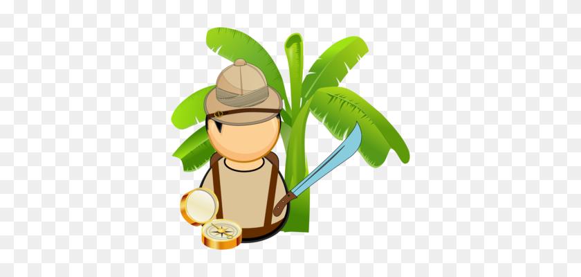 Tropical Rainforest Leaf Jungle Tropical Vegetation Free - Rainforest Background Clipart
