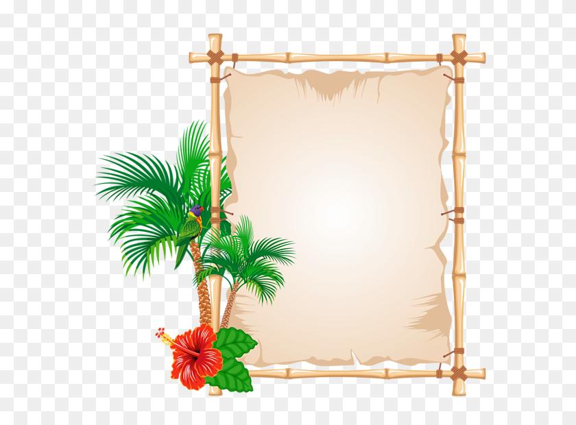 Tropical Watercolor Wreath Clipart Floral Wreath Clipart - Watercolor Wreath Clipart