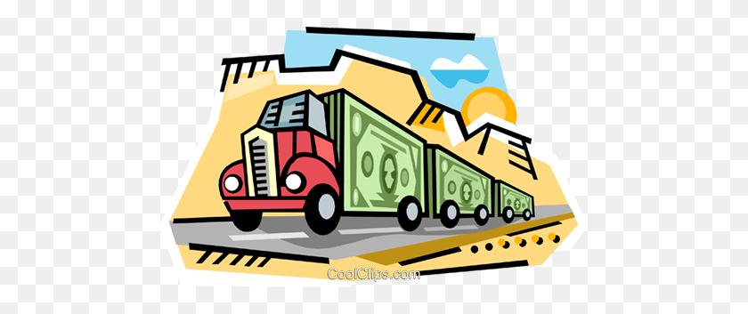 480x293 Truck Clipart Money - Free Dump Truck Clipart