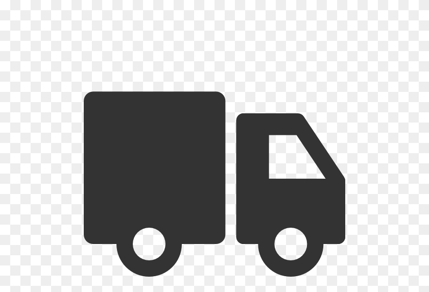 Truck Icon Free Of Android Icons - Truck Icon PNG