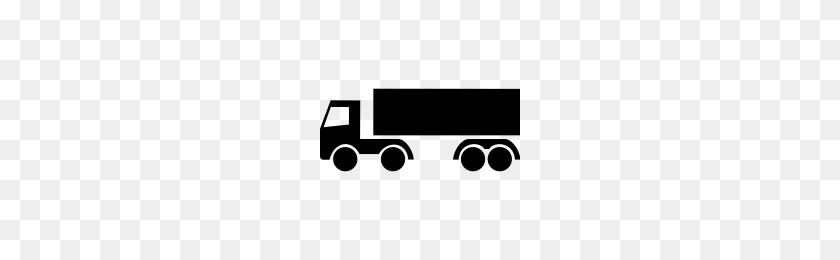 Truck Icons Noun Project - Truck Icon PNG
