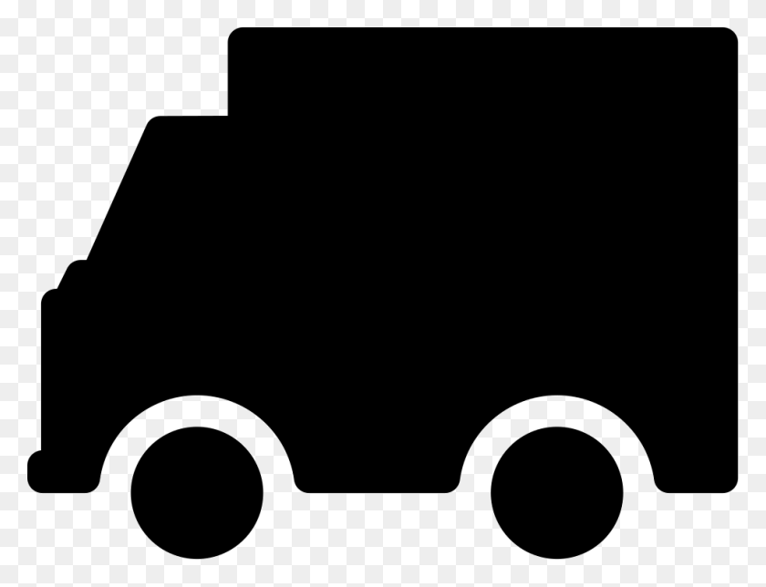 Truck Silhouette Png Icon Free Download - Car Silhouette PNG