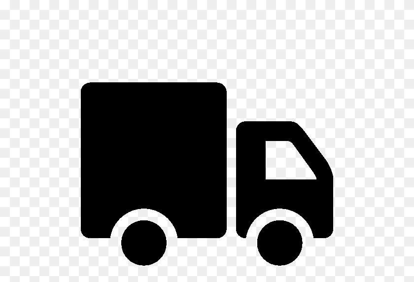 Truck Trailer Icon Download - Truck And Trailer Clip Art