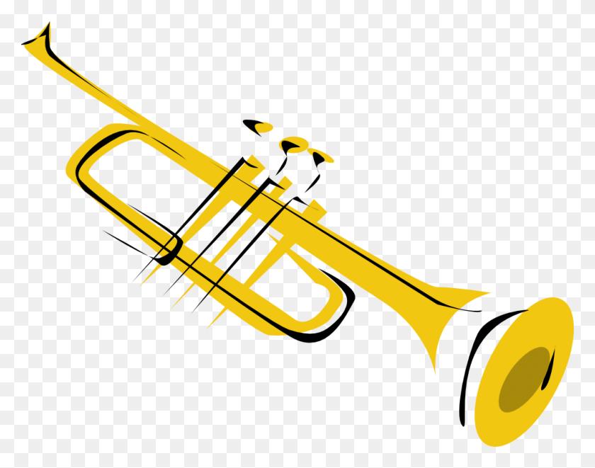 Trumpet Clip Art Black And White - Maracas Clipart Black And White