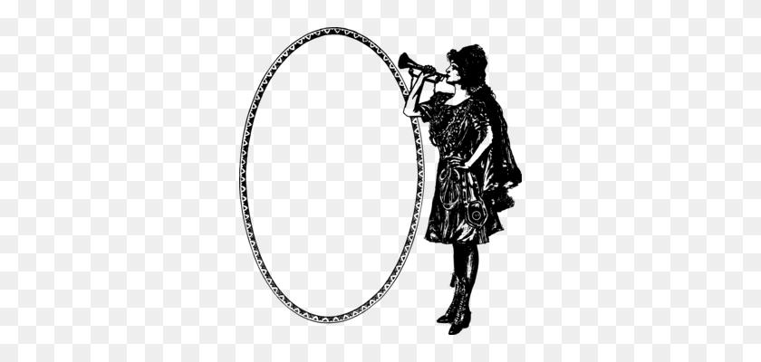 Trumpet Images Under Cc0 License - Trumpet Clipart Black And White