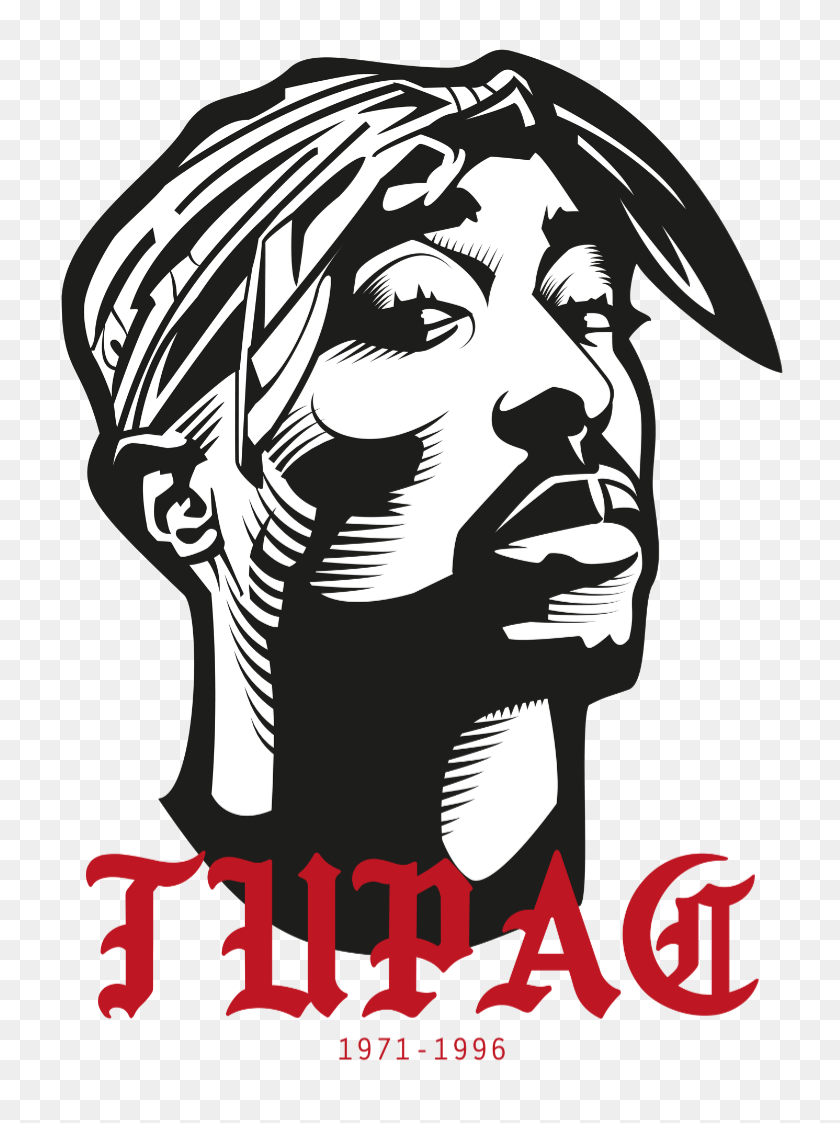Tshirt Tupac Shakur Di Stampa Le Felpe E Le - 2pac PNG – Stunning