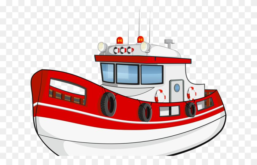 Tugboat Clipart Railways Transport - Tug Clipart