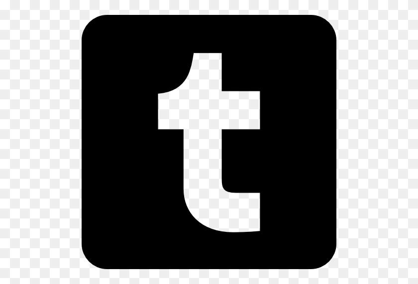512x512 Tumblr Logo - Arrow PNG Tumblr