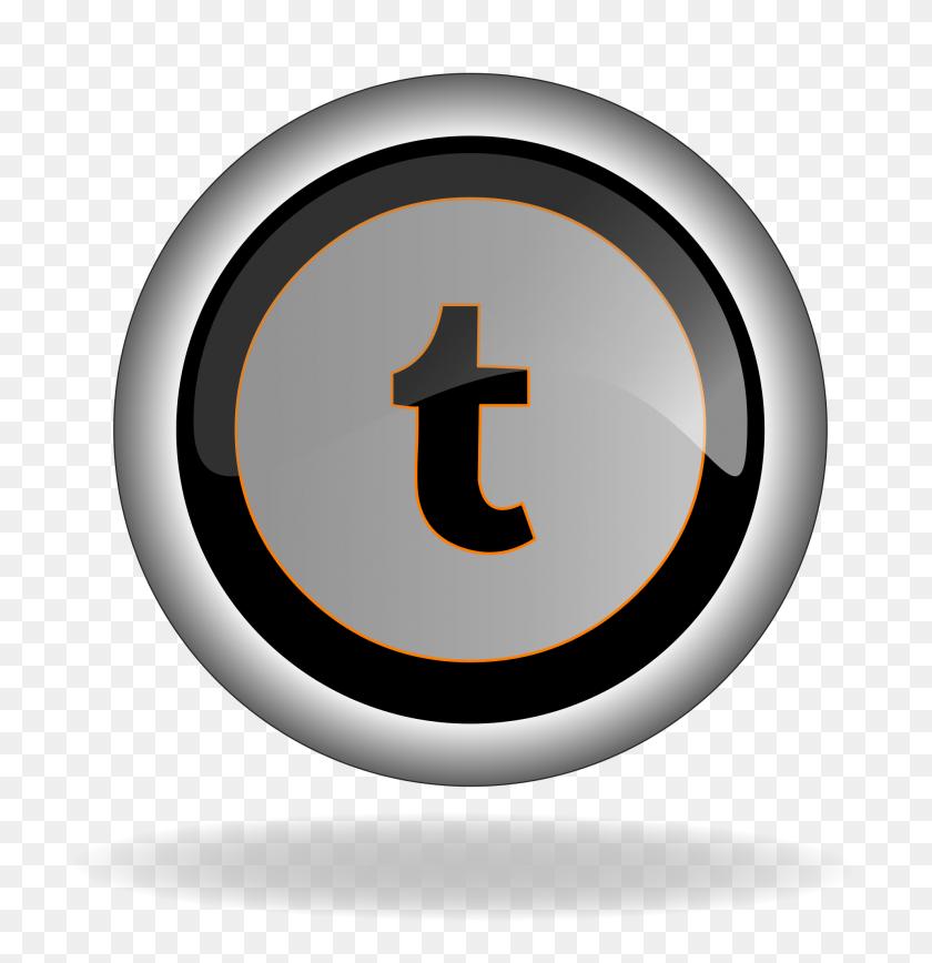 Tumblr Icon - Tumblr Circle PNG – Stunning free transparent