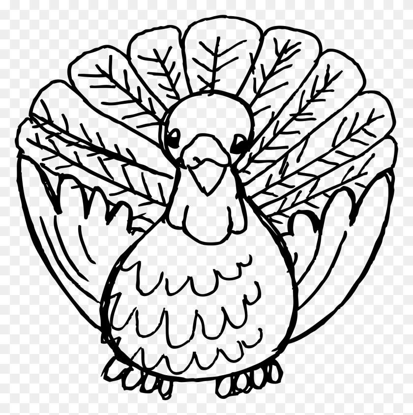 Turkey Black And White Free Turkey Clip Art Black And White - Turkey Clipart