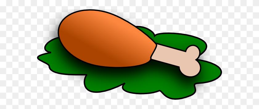 Turkey Leg Clip Art - Turkey Leg Clipart