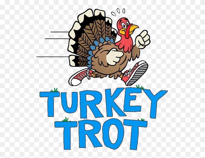 Turkey Trot Wellesley College - Turkey Trot Clip Art