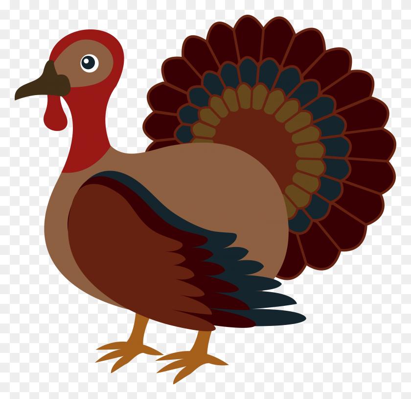 Turkeys Clip Art Sewing - Turkey Feathers Clipart