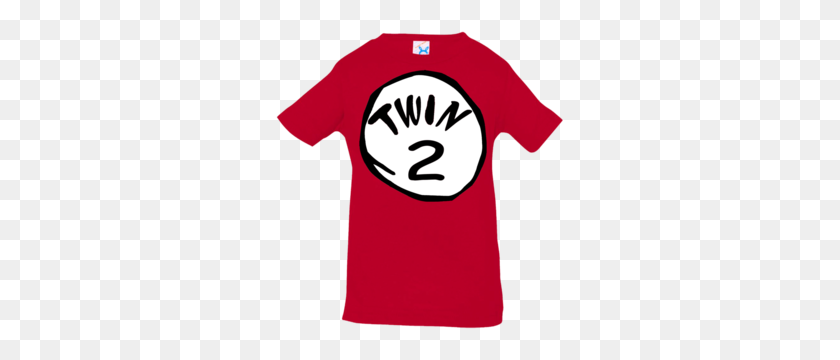 Twin - Thing 1 And Thing 2 PNG