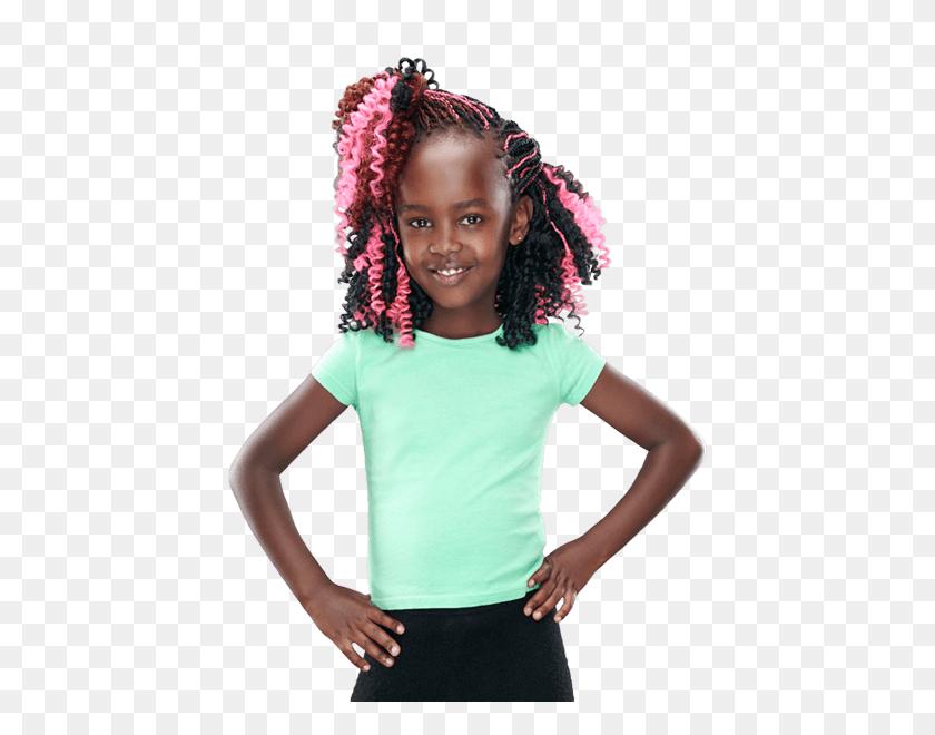 Twinkle Braid Kids Hairstyle Darling - Braids PNG