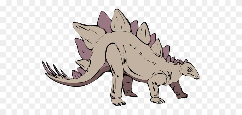 Tyrannosaurus Dinosaur Stegosaurus Triceratops Fossil Free - Dinosaur Fossil Clipart