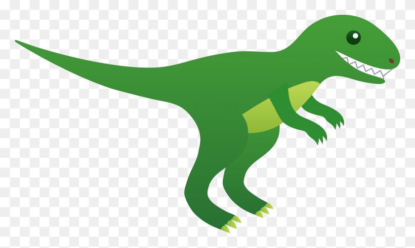 8692x4946 Tyrannosaurus Rex Dinosaur - T Rex Clipart