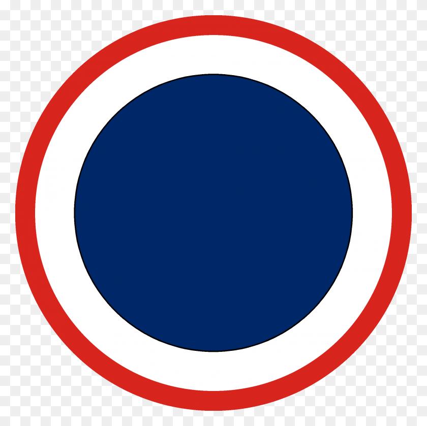 U S Army Shoulder Sleeve Insignia - Ww2 Clipart
