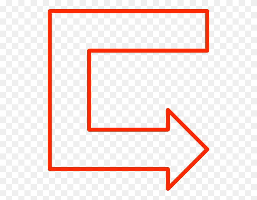 U Shaped Arrow Set Clip Art Free Vector - Rustic Arrow PNG