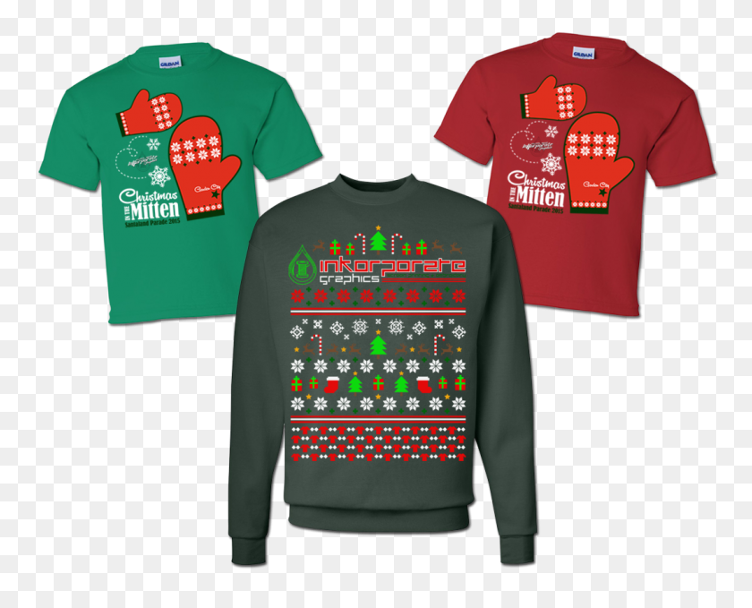 ugly christmas sweater minecraft skin