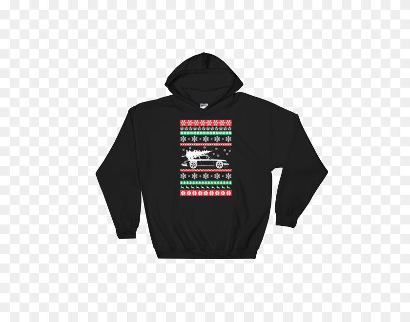 Ugly Porsche Christmas Hooded Sweatshirt Porsche Marketplace - Ugly Christmas Sweater PNG