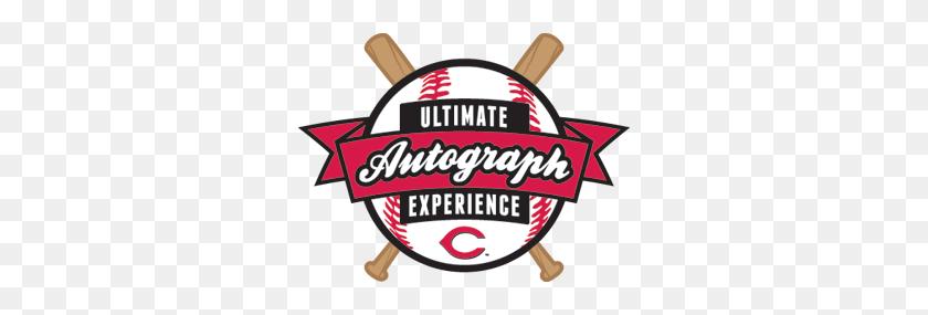 Ultimate Autograph Experience Cincinnati Reds - Cincinnati Reds Clip Art