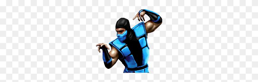 Ultimate Mortal Kombat Kombatants Scorpion Reptile Sub Zero Png