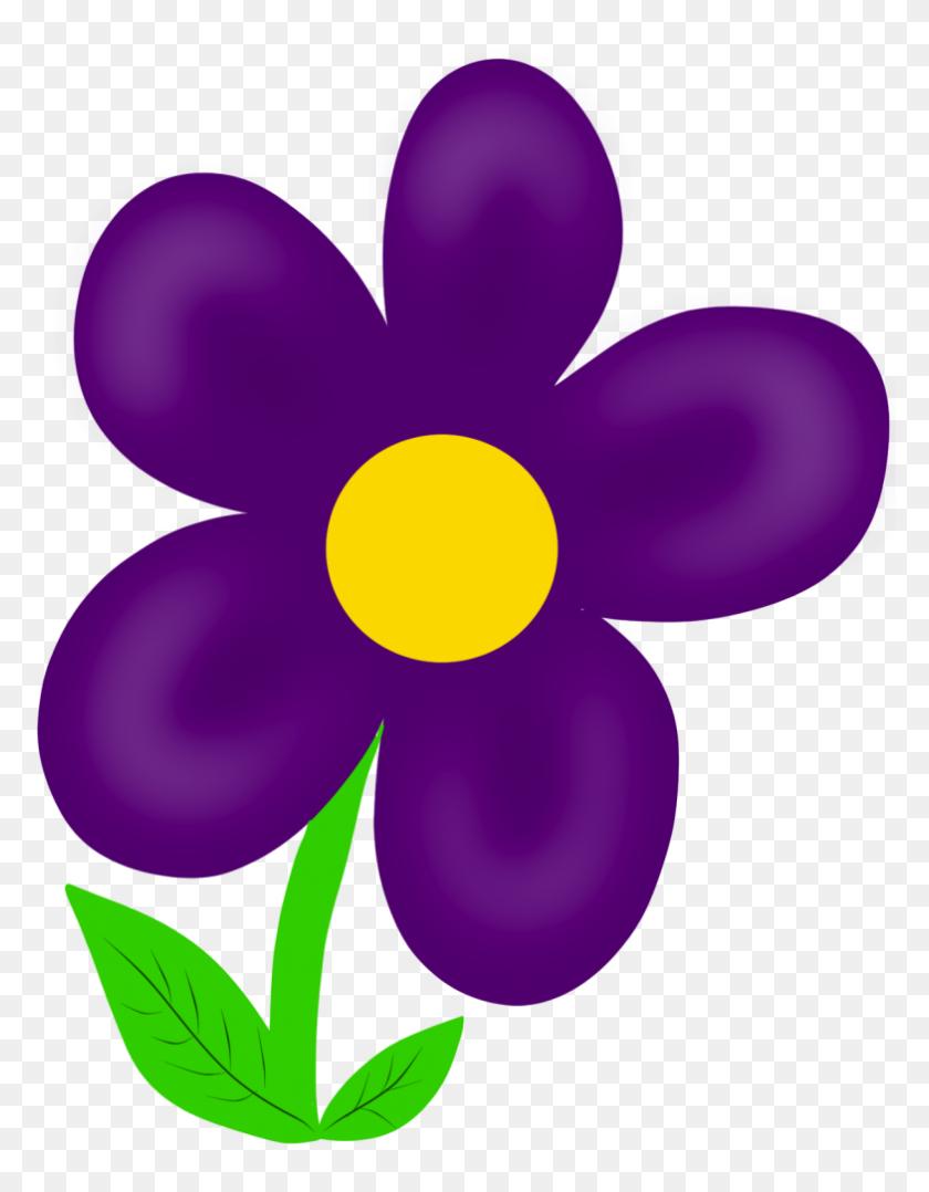 Umbrella Clipart April Flower - Scrappin Doodles Clipart