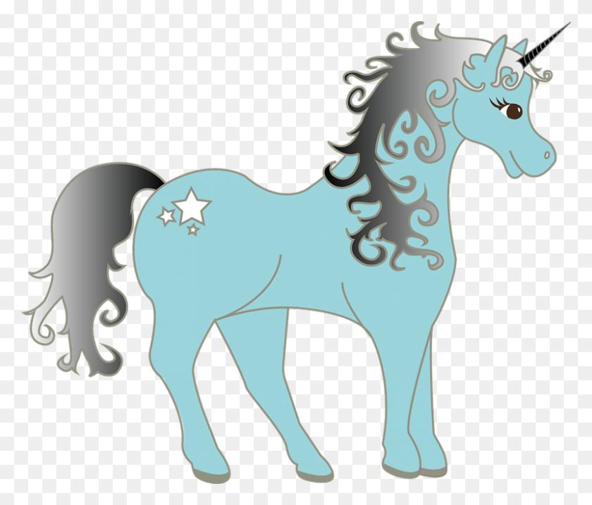 Unicorns Clip Art - Unicorn Horn Clipart