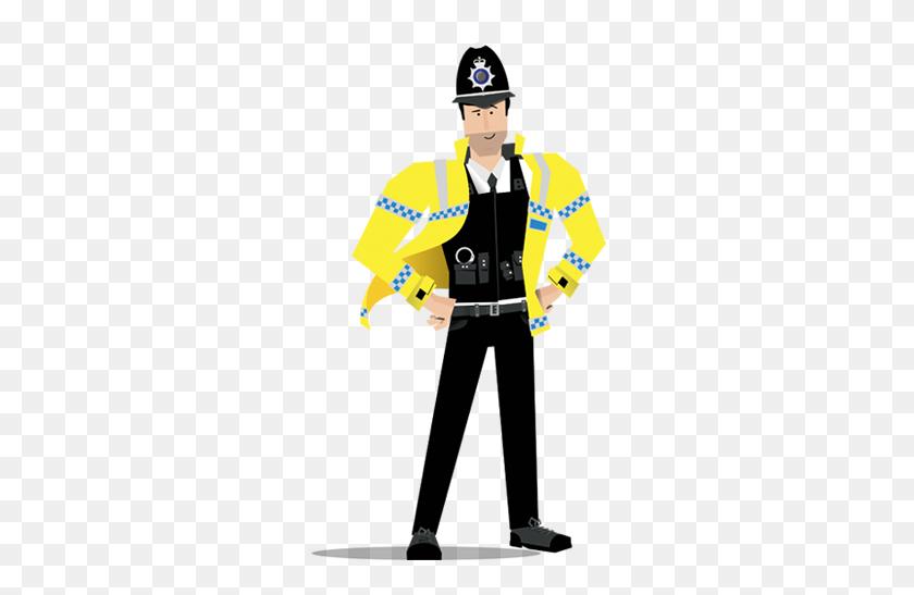 Uniform Clipart Pulis - Police Uniform Clipart