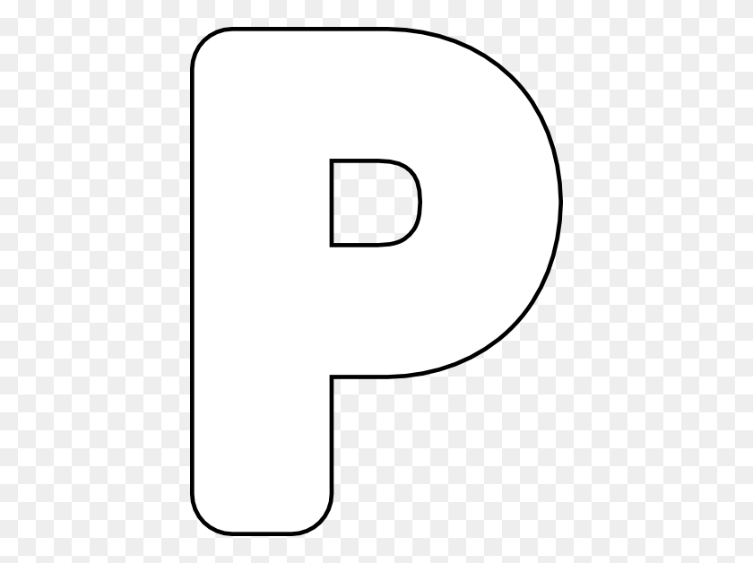 Unique Of Printable Letters P Letters Format - Letter P Clipart