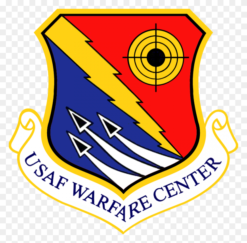 United States Air Force Warfare Center - Us Air Force Clipart