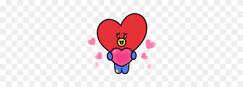 Universtar Animated Special Line Stickers Line Store - Bt21 PNG