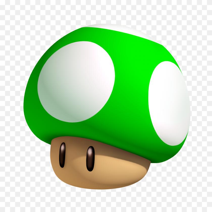transparent super mario mushroom png