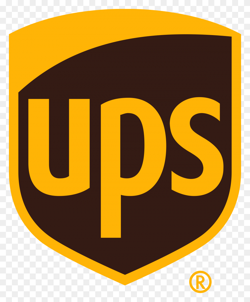 Ups Logo Png Transparent Vector - Ups Logo PNG